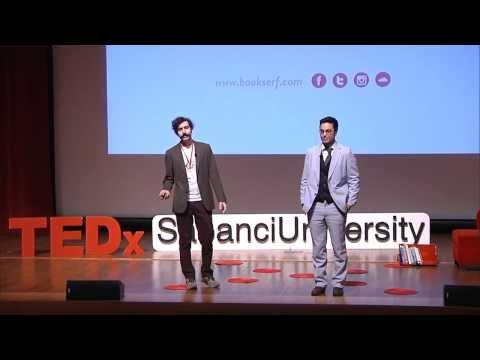 Sharing is Here to Stay: Erbil Sivaslioglu and Kerem Gunes at TEDxSabanciUniversity
