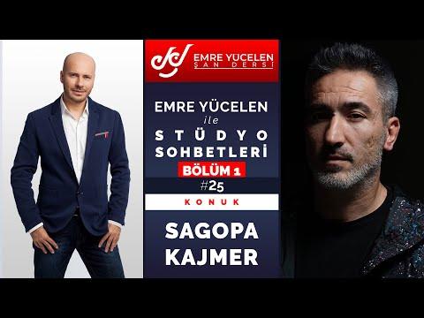 Sagopa Kajmer | 1. Bölüm | Emre Yücelen Ile Stüdyo Sohbetleri #25 #SahibininSesi