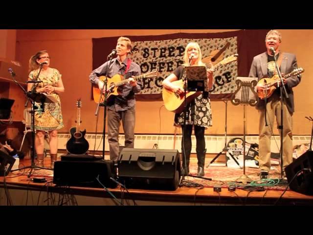 Word of Dog Steeple Coffee House Concert Series, 2014
