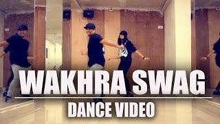 Wakhra Swag Dance Choreography || Rockstar Dance Studios || BADSHAH