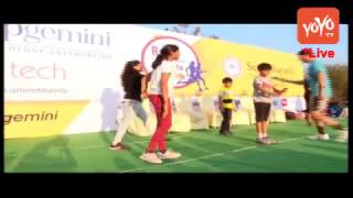 5K Run & 10K Run To Educate Girl Child Run For A Cause    Live    YOYO TV Channel
