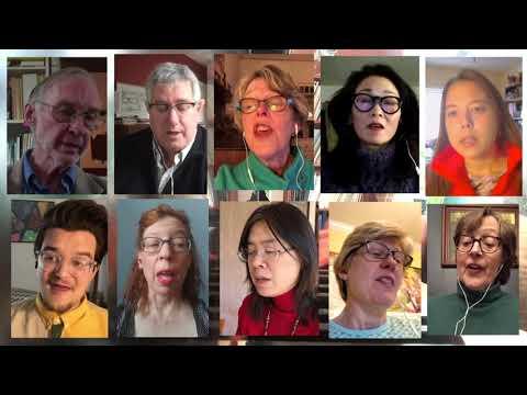How Great Thou Art - Virtual Online Choir - Payson Park Church