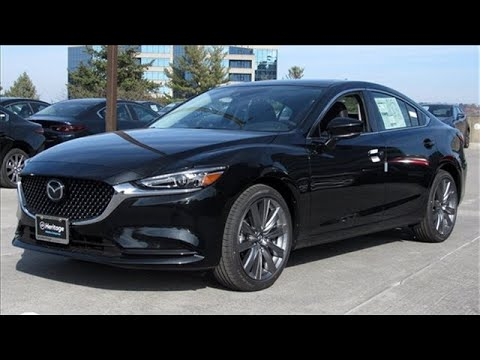 New 2020 Mazda Mazda6 Lutherville MD Baltimore, MD #Z0512674