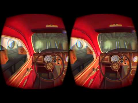 Oculus Rift Игры: I Expect You To Die