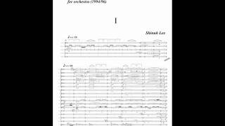 Shinuh Lee - Psalm 20 for orchestra(1994/96) I