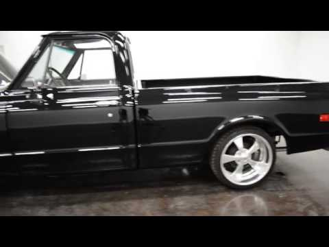 1972 Chevrolet C10 SWB Pickup