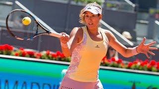 2016 Mutua Madrid Open Day 2 WTA Highlights