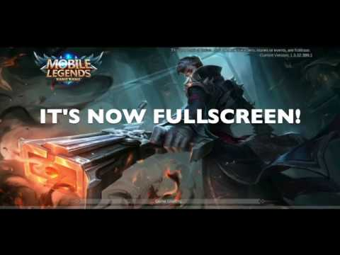 How To FULLSCREEN MOBILE LEGENDS On XIAOMI PHONES With NOTCH