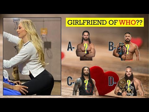 WWE QUIZ - Only True WWE Fans Can Guess All WWE Superstars By Their WIVES 2020