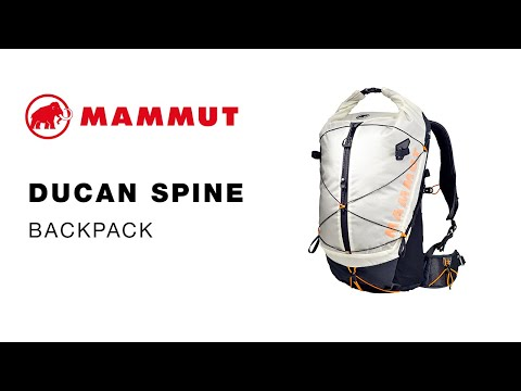 Ducan Spine Backpack