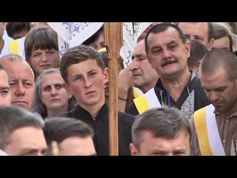 Святкова Архиєрейська Божественна Літургія у Гошеві (10.09. 2017)