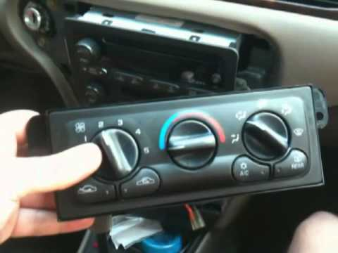 How to fix AC in a Chevy Malibu - YouTube