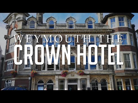 The Crown Hotel: Weymouth, UK