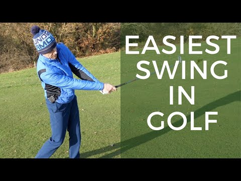 EFFORTLESS GOLF SWING – Follow these 3 steps