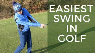 EFFORTLESS GOLF SWING - Follow these 3 steps