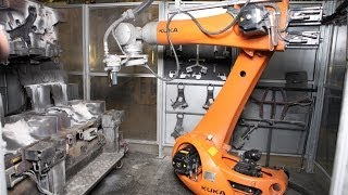 KUKA Robotics at Automotive Manufacturer BMW