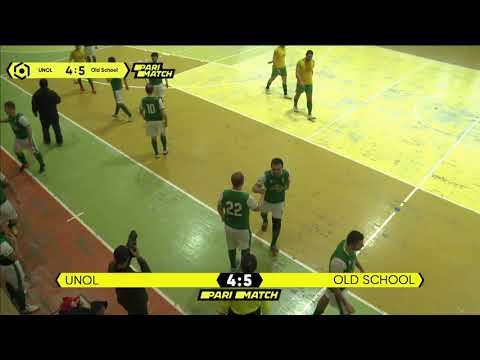 Огляд матчу | UNOL 4 : 5 Old Sсhool