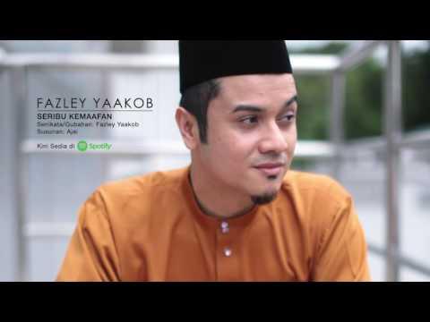 Fazley Yaakob - Seribu Kemaafan (Audio)