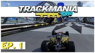 Trackmania Turbo - Ep. 1 - Randomly Generated Trackbuilder! - Xbox One Beta Gameplay