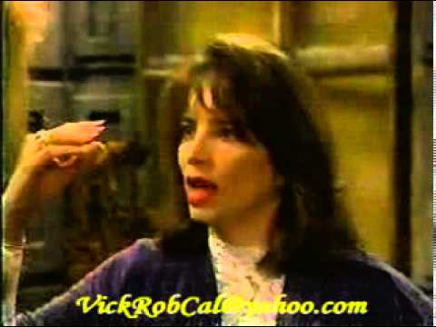 One Life To Live- Luna Punches Blair In The Face 1994