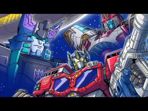 Transformers: Cybertron   Theme Song (Extended)
