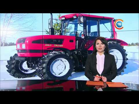 Belarus TV Report About USA/Canada Dealers Visit