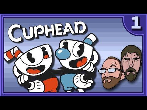 Cuphead | Snake Eyes! | Part 1 - Game Devs Play Games