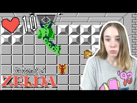 KE?!: The Legend of Zelda NES mini Gameplay Español Ep 10