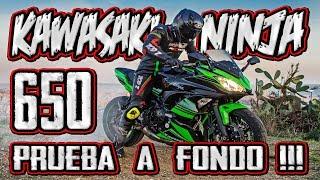 2018 Kawasaki Ninja 650 Video Más Popular
