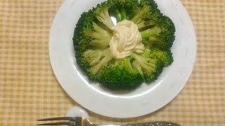 水をほとんど使わず、チンするより早くおいしくブロッコリーを調理。 節...