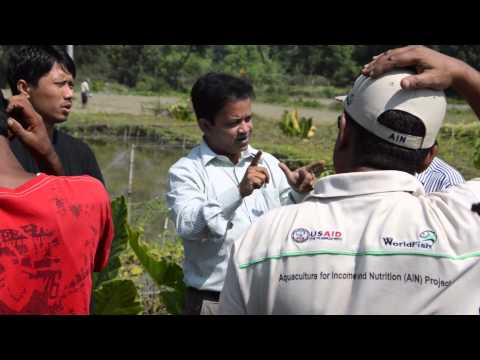 Exchanging technologies helps Bangladeshi and Nepalese farmers thrive