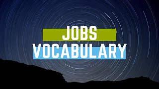 Easy English With Mel: Jobs and Personality Vocabulary