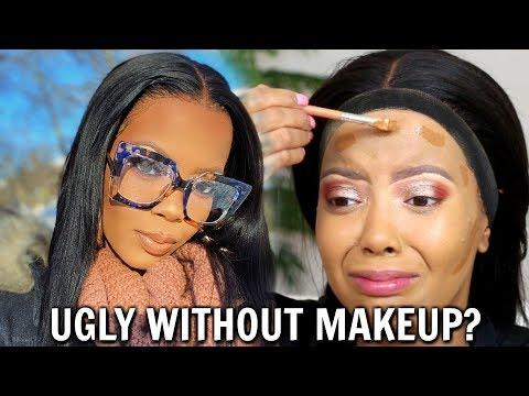 """""""ugiy""""-without-makeup- beauty-standards-&-social-media-pressure-+-set-2020-goals- -grwm- tastepink"""