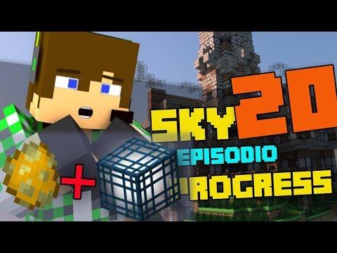 SPAWN EGG + PORTALE ? - Minecraft Sky Progress E20