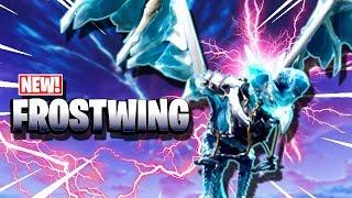 SKINS MEAN WINS? | *NEUER FROSTWING-SEGLER* | Fortnite Battle Royale
