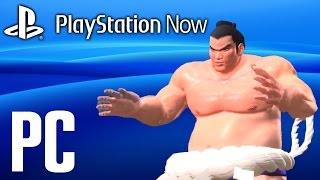 Virtua Fighter 5 PC Gameplay Full HD [PlayStation Now]