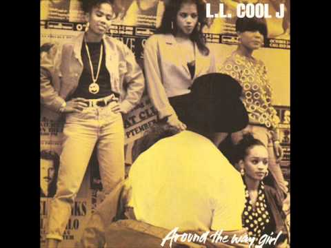 L.L. Cool J.-Around the way girl (instrumental)