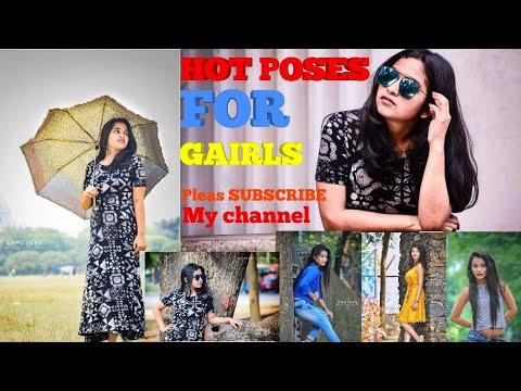 Number one hot pose for girl's Modelling and photography , How to Create  stylish Poses: Live Making