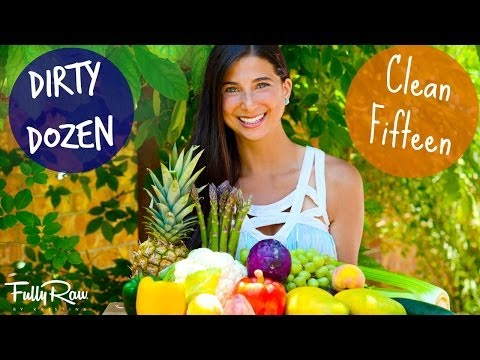 Top 12 Contaminated Foods to NEVER Eat Non-Organic from YouTube · Duration:  7 minutes 10 seconds