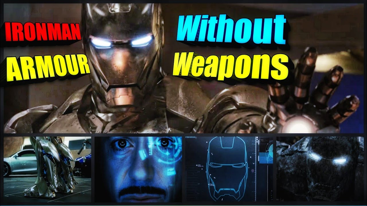 Ironman Mark 2 Explained Second Armour (SUPERBATTLE)