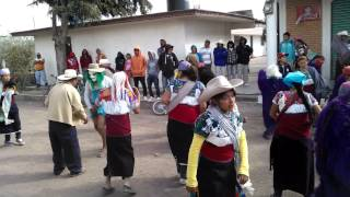 Carnaval Santa Ana Hueytlalpan 2013
