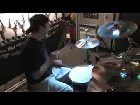 Adrian Diglio - Guitar Center Drum Off 2008