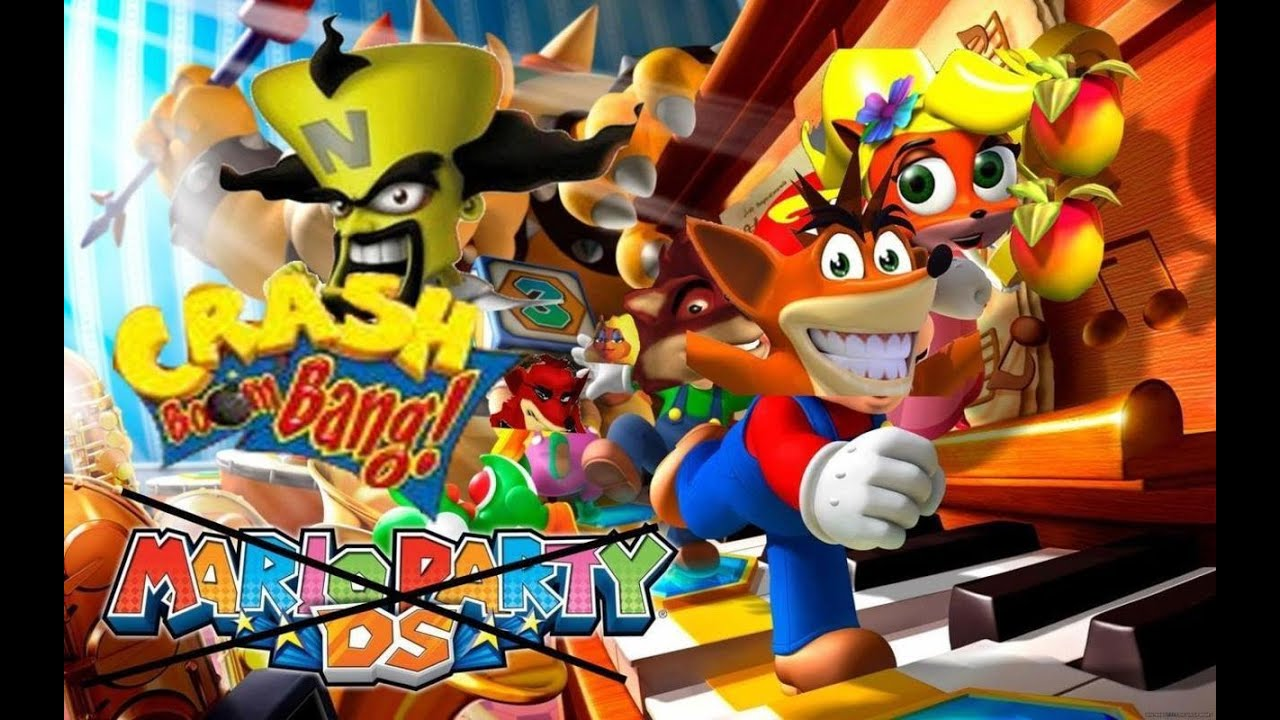 crash boom bang Crash boom bang is a party game developed by dimps and universal interactive and published by sierra entertainment for the nintendo ds this is the first game to be.