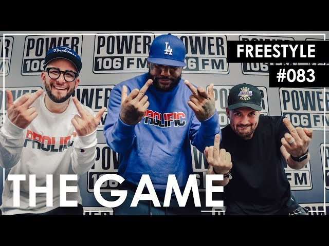 The Game Freestyles over Old Town Road, Go Loko, Tupacs Cant C Me & More