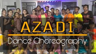 AZADI | GULLY BOY | Dance Choreography |Heart Breakers Dance Academy |Know The Flow | Rimzim Soni