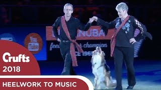Mary Ray's Final Crufts Performance | Crufts 2018