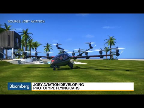 How Joby Aviation is Driving the Future of Flying Cars