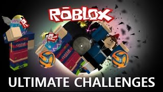 [ROBLOX] ULTIMATE FOOTBALL CHALLENGES