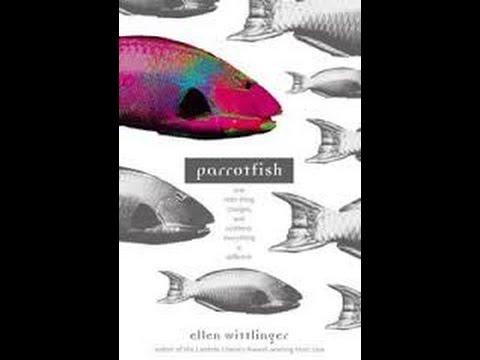 Book Review: Parrotfish By Ellen Wittlinger