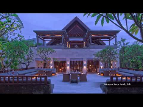 Fairmont Hotels & Resort - Shanghai & Bali